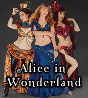 Bellydance Evolution Presents: Alice in Wonderland
