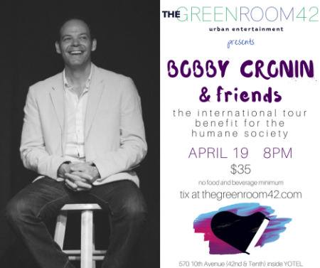 Bobby Cronin and Friends International Tour - New York Stop