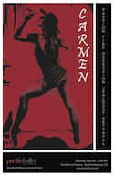 Carmen presented by Pacific Ballet Dance Theatre