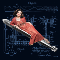 HEDY! The Life & Inventions of Hedy Lamarr 2017