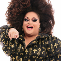 Ginger Minj: Crossdresser for Christ (Philly)