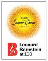 Summer Chorus 2018: Leonard Bernstein at 100