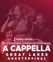 Varsity Vocals 2018 ICCA Great Lakes Quarterfinal