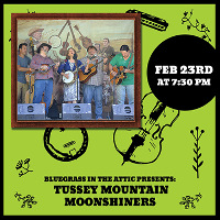 Tussey Mountain Moonshiners