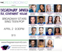 Broadway Sings for Covenant House