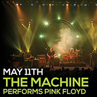 The Machine Performs Pink Floyd 2018
