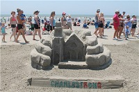 2018PS Sand Sculpting Competition