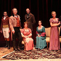 Impro Theatre's Jane Austen UnScripted