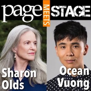 Page Meets Stage w/Sharon Olds & Ocean Voung