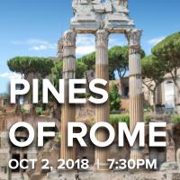 Lakeview Orchestra 2018: Pines of Rome