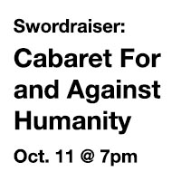 Cabaret For and Against Humanity