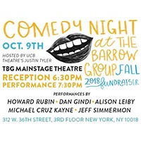Comedy Night at TBG!