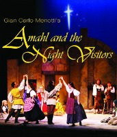 Chamber Opera Chicago 2018: Gian Carlo Menotti's AMAHL AND THE NIGHT VISITORS