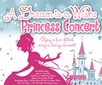 A Dream is a Wish Princess Concert (Afternoon)