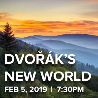Lakeview Orchestra 2019: Dvorak's New World