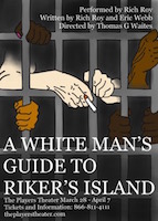 A White Man's Guide To Riker's Island