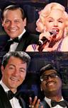 A Toast to The Rat Pack + Marilyn