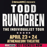 Live Nation 2019: Todd Rundgren