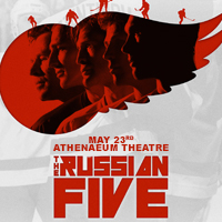 2019: THE RUSSIAN FIVE (2018) w/Director Q&A (Kickstand Productions)