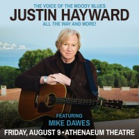 Live Nation 2019: Justin Hayward