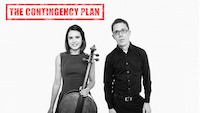 Contingency Plan - Cello and Percussion duo