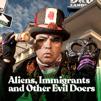 2019 Aliens, Immigrants and Other Evildoers