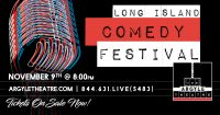 November LI Comedy Showcase