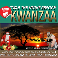 T'was The Night Before Kwanzaa