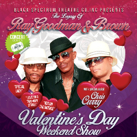Ray Goodman & Brown Valentines Day