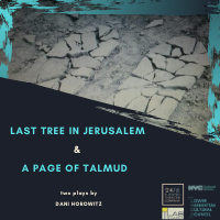 Last Tree in Jerusalem / A Page of Talmud