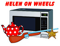 Helen On Wheels