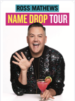 Live Nation 2020:  Ross Mathews Name Drop Tour