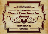 2020 Gala: An Evening at The InterContinental Hotel
