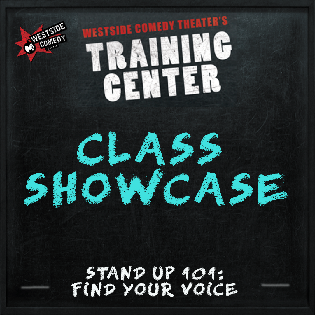 Stand Up 101 Class Showcase