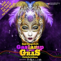 2020 Gaslamp Mardi Gras Party Hop