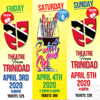 We Are One Caribbean Theatre & Art Festival