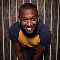 LCF@Comedy Attic(18+)-Solomon Georgio
