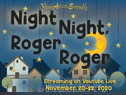 Night Night, Roger Roger: YouTube Live Stream