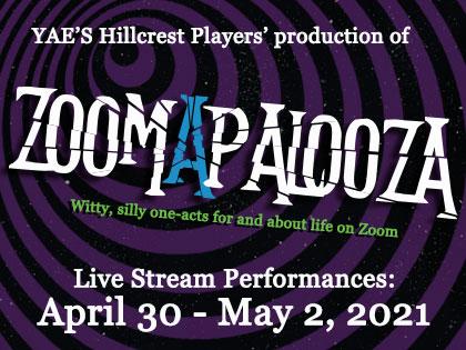 Zoomapalooza - Live Stream Performances