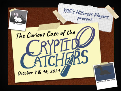 The Curious Case of The Cryptid Catchers