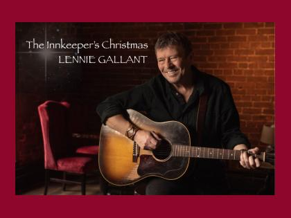 Lennie Gallant The Innkeeper's Christmas 2021
