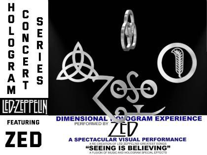 Hologram Concert Series