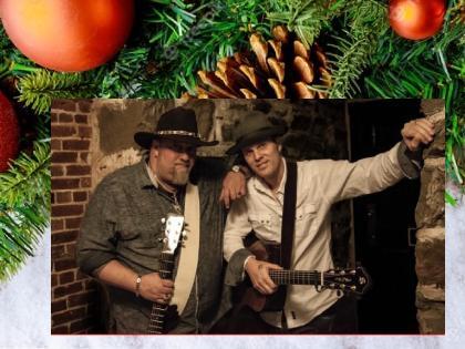 Dave and JP Christmas