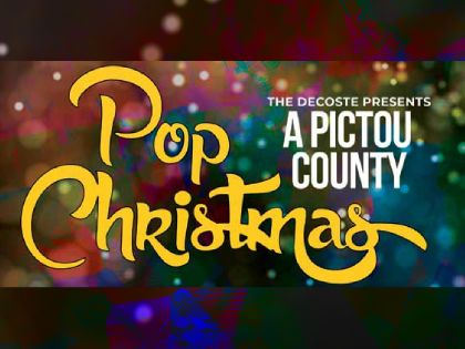 Pictou County Pop Christmas 2021
