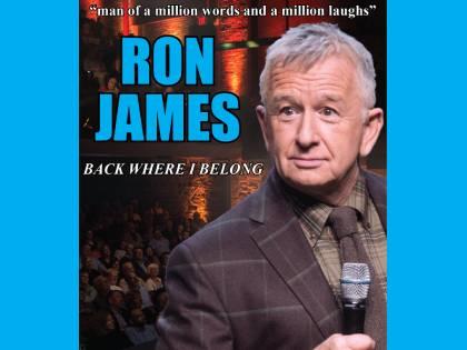 Ron James 2021